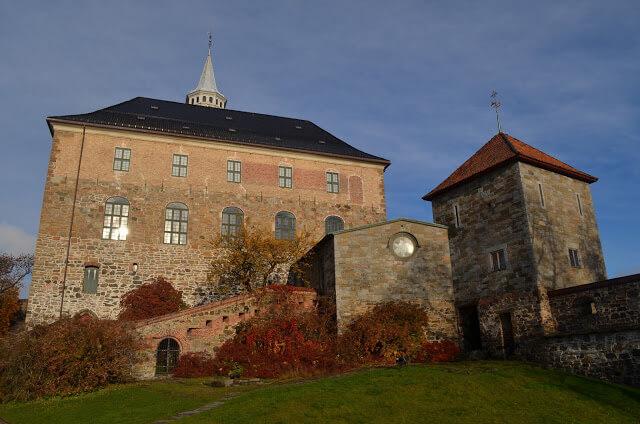Fortaleza Akershus Oslo