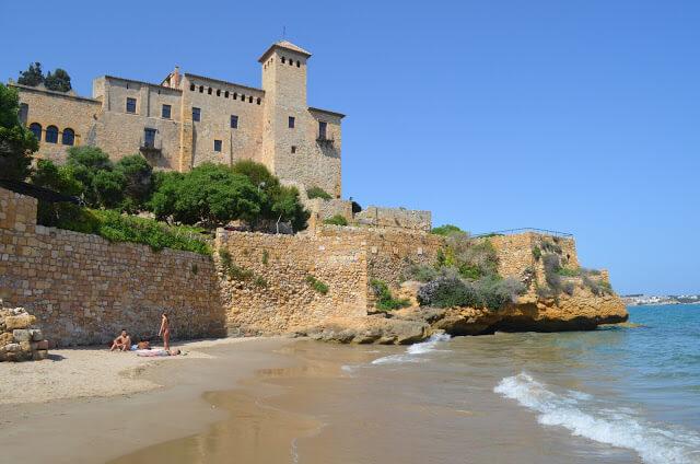 Cala Jovera Tarragona
