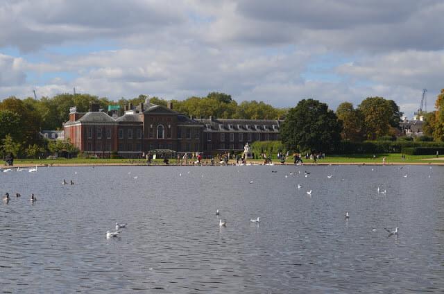Pálacio Kensington
