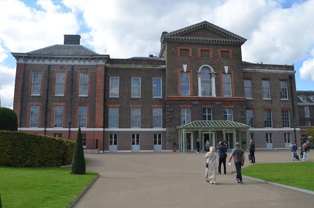 residência do Príncipe William e da princesa Kate