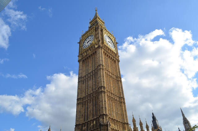 Londres a terra da Família Real Inglesa