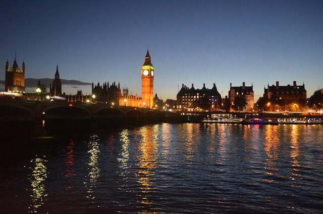 London Eye a roda gigante de Londres
