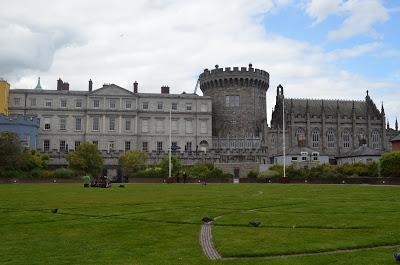 châteaux Irlande