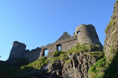 Dunluce Castelo