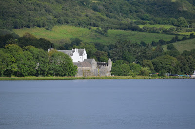 Châteaux en Irlande