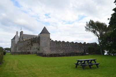Castle en Irlande