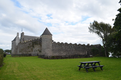 Castelo na Irlanda