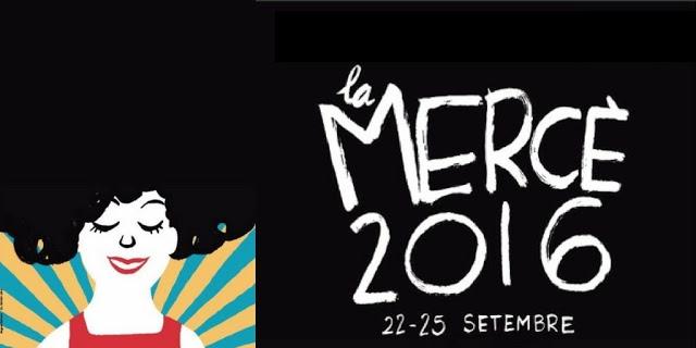 Festa de La Merce - de 22 a 25 de setembro