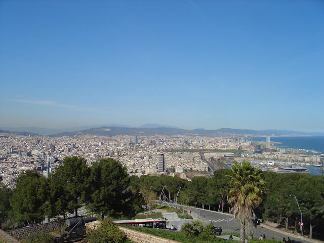 Montjuïc und Olympic Park
