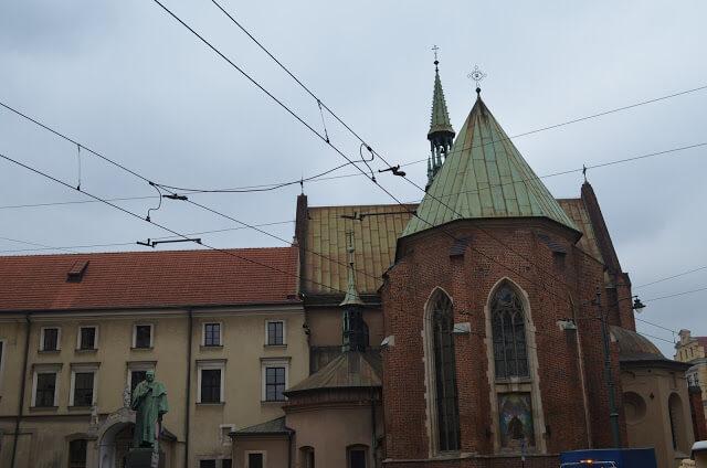 église. Saint. Giles