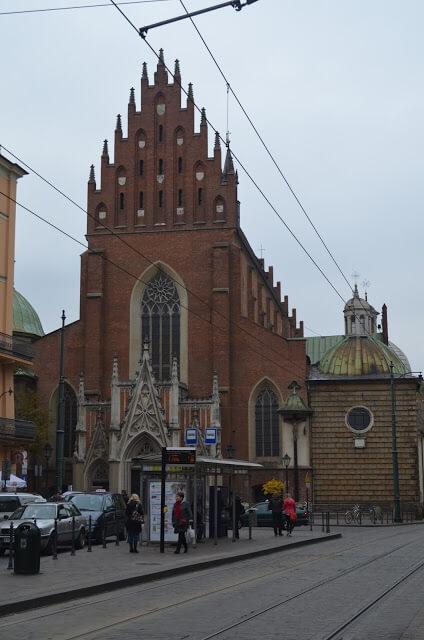 Monastère franciscain et Basilique Saint. François d'Assise