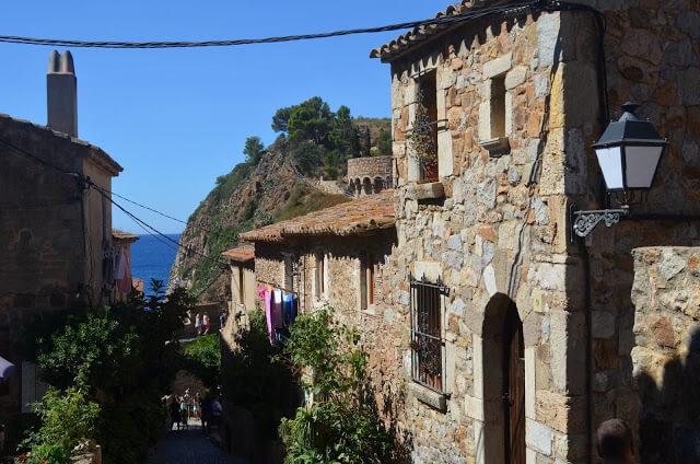 Castelo Tossa de Mar