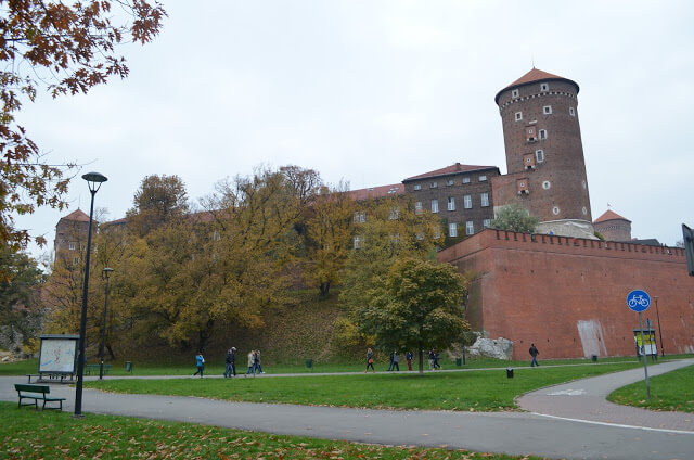 Château royal de Wawel, Catedral e Dragon du Wawel