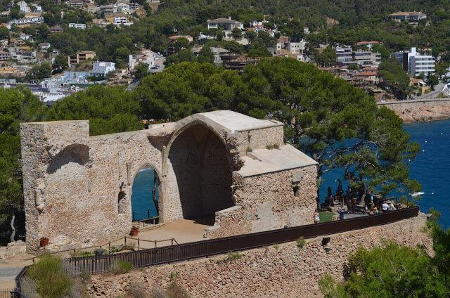 Castelo de Tossa de Mar