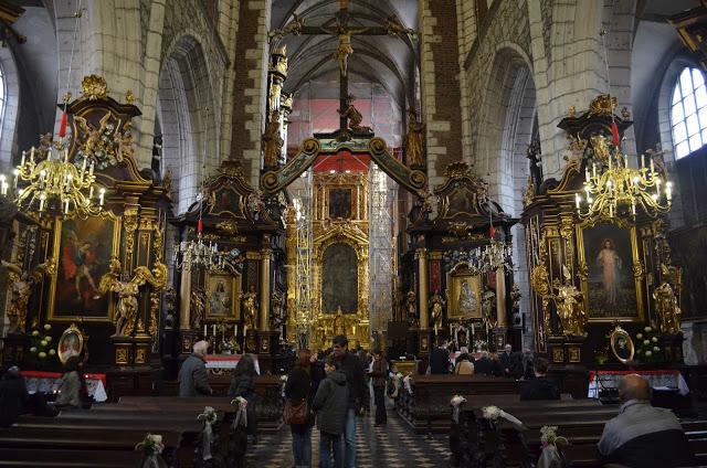St. Eglise d'Andrew
