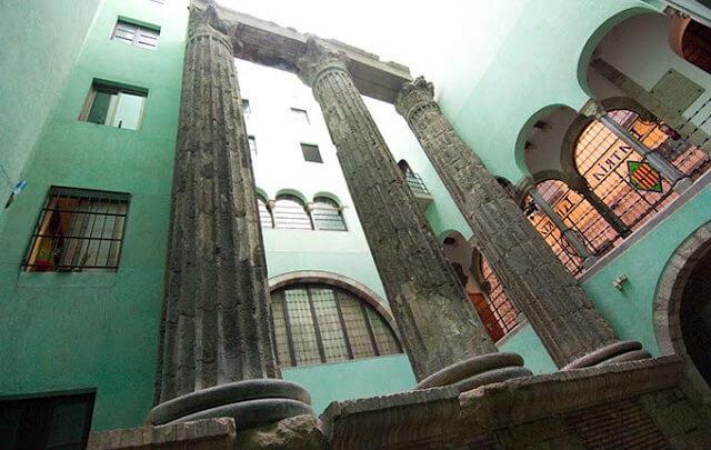 10 lugares secretos de Barcelona