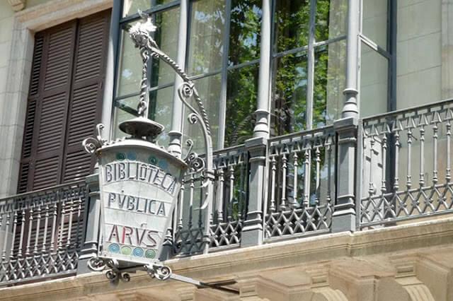 New York em Barcelona: a Biblioteca Arús