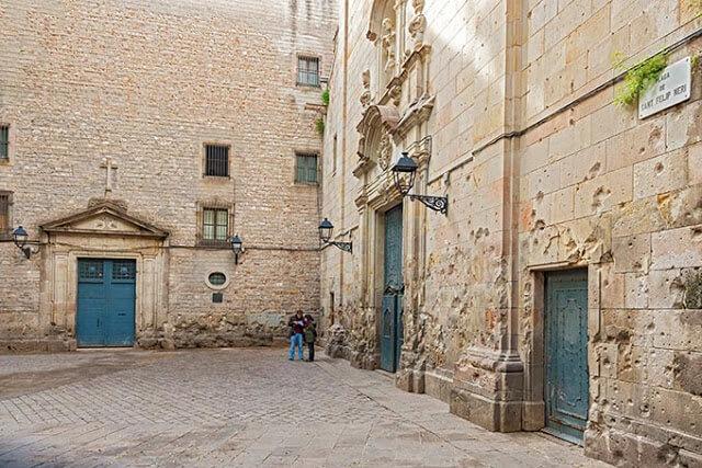 igreja de Sant Felip Ner