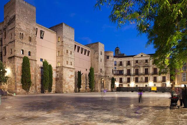 aquedutos romanos de Barcelon