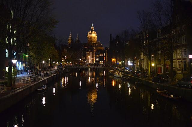 canali della città