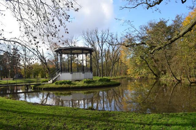 parque Amsterdam Vondelpark