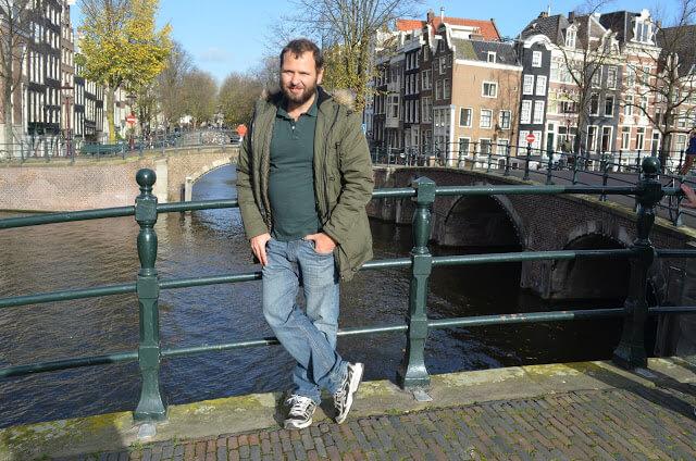 Amsterdam a capital europeia da loucura