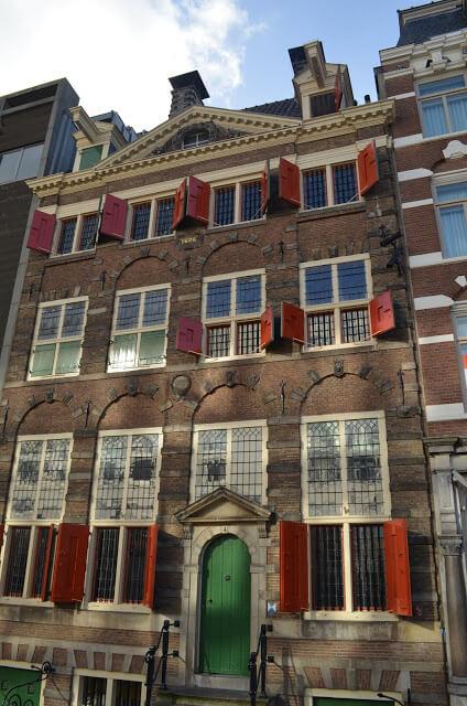 casa museo de Rembrandt