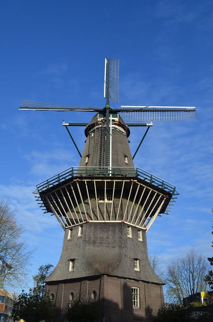 amsterdam Moulin à vent