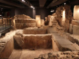Roman remains in Barcelona, a walk through time