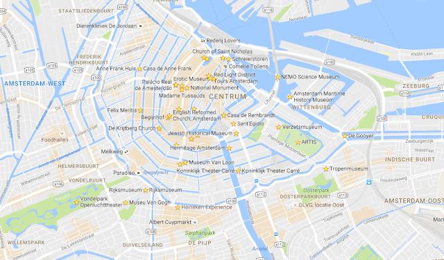 Cosas que hacer en Ámsterdam