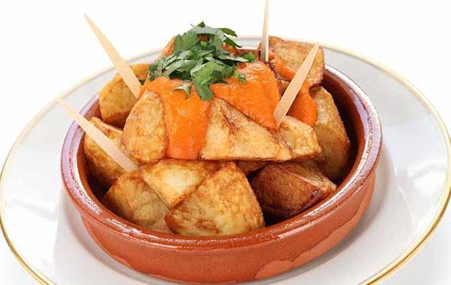 Patatas Bravas!! Onde comer as melhores de Barcelona?
