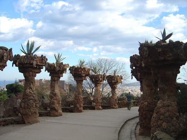 obras de Gaudí em Barcelona