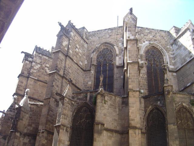 Barcelonas katedral