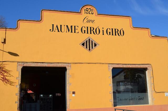 Cava Jaume Giró i Giró