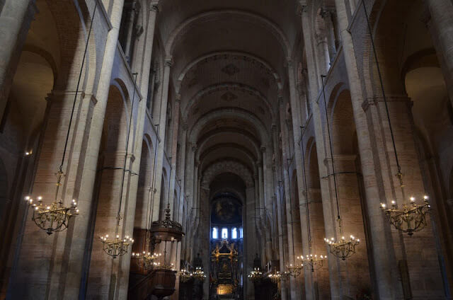 Basílica Saint-Sernin de Toulouse