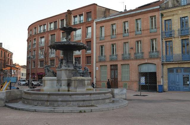 Praça do Olivier