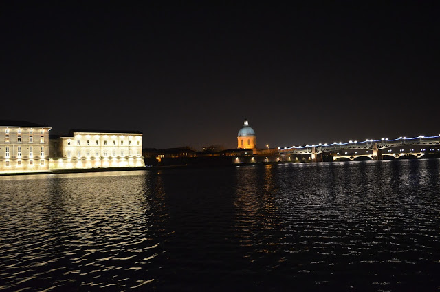 Toulouse nuit