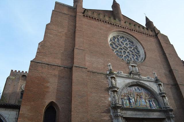 Igreja Notre-Dame la Dalbade