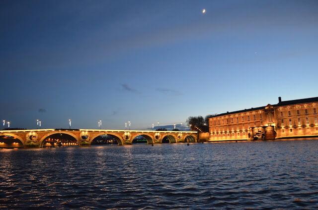 Toulouse en France