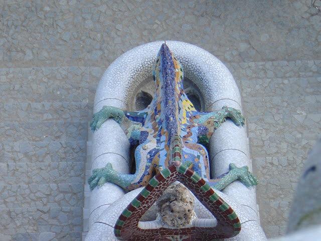 Dragão de Gaudí