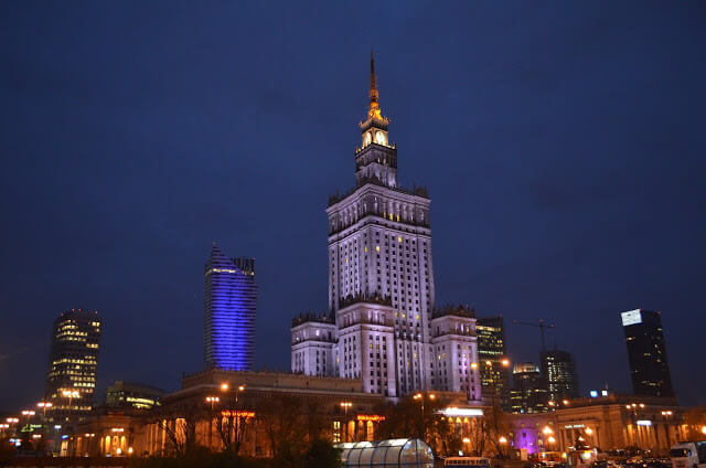 Warsaw, the capital of Poland, full of stories to tell