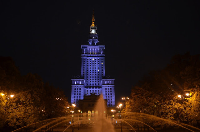 Warsaw attractions the capital of Poland and what are the major attractions in Warsaw
