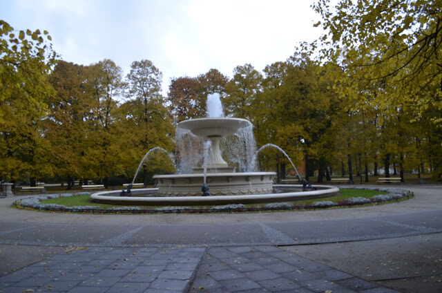 Warsaw attractions the capital of Poland