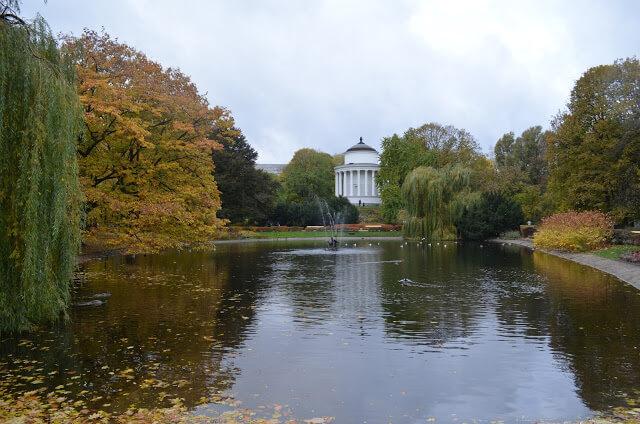Park or Garden Ogród Saski