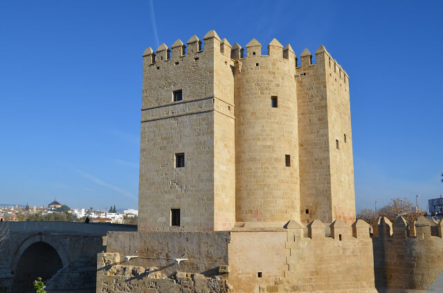 Torre de Calahorra uma fortaleza do século XVII