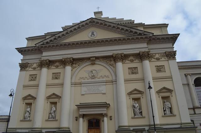 Igreja de Kosciol Akademicki Anny