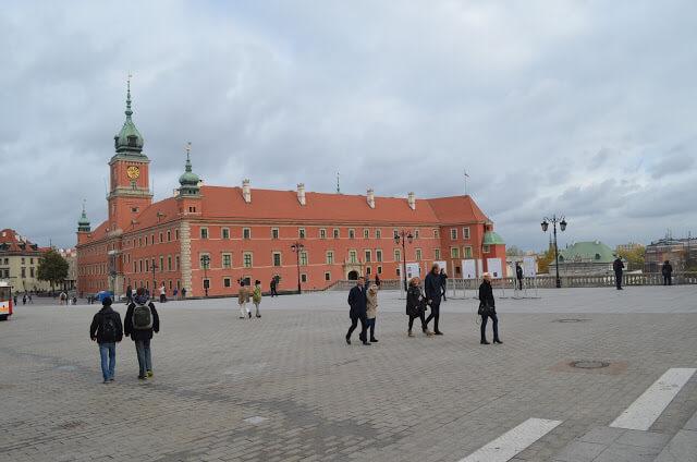 Warsaw (Poland's capital)