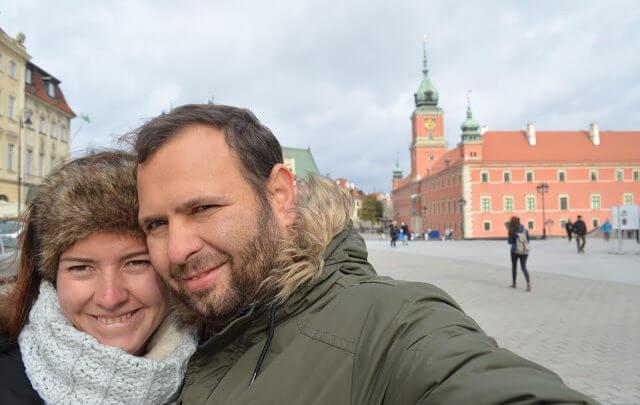 Varsóvia, a capital da Polônia, cheia de história pra contar