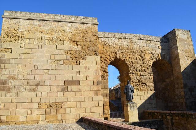 Porta de Sevilha em Cordoba