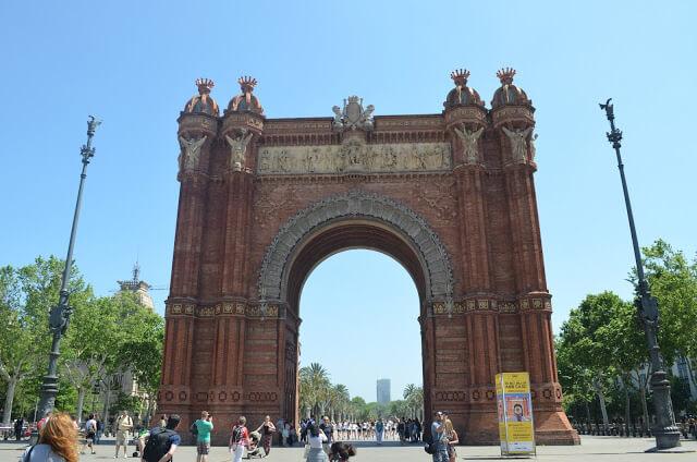 Arc de triunfo
